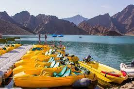 kayaking hatta tour